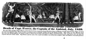 History of the Amistad Captives