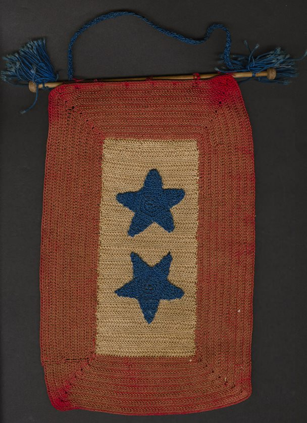 Handmade Service Flag, 1917