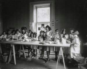 Children's branch of the Red Cross