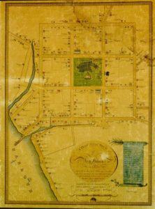 New Haven's original Nine Squares