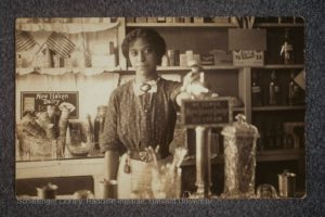 Connecticut's first female African American pharmacist