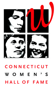 Connecticut Women's Hall of Fame logo