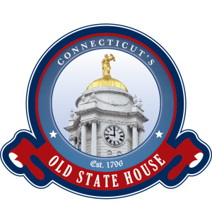 Connecticut's Old State House logo