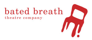 Bated Breath Theatre Company logo