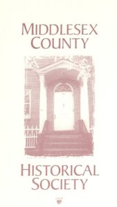 Middlesex County Historical Society logo