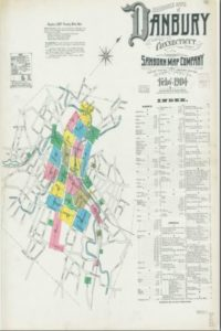 An example of a Sanborn map
