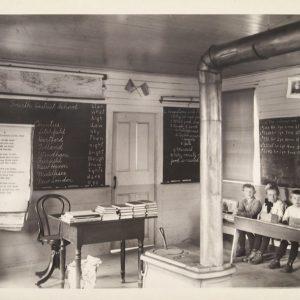 Lovely St. School, Avon, 1912