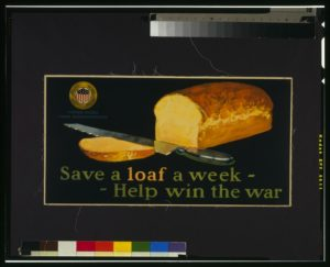 United States Food Administration poster