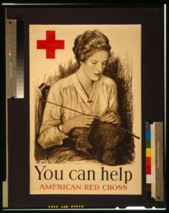 American Red Cross poster