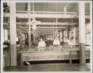 Cheney Brothers Silk Manufacturing Company, World War I