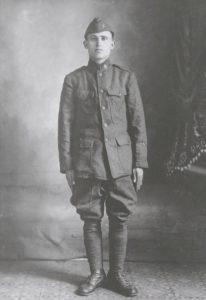 Soldier Joseph Logiudice