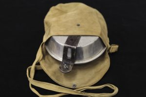 World War I mess kit, assembled