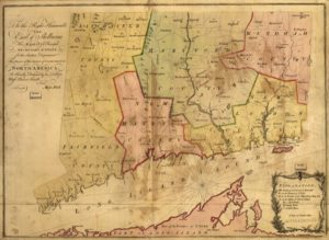 Colony of Connecticut, 1766