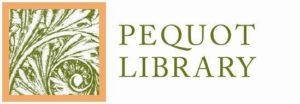 Pequot Library logo